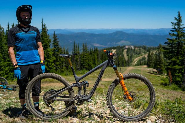 Transition Sentinel 29er Bike